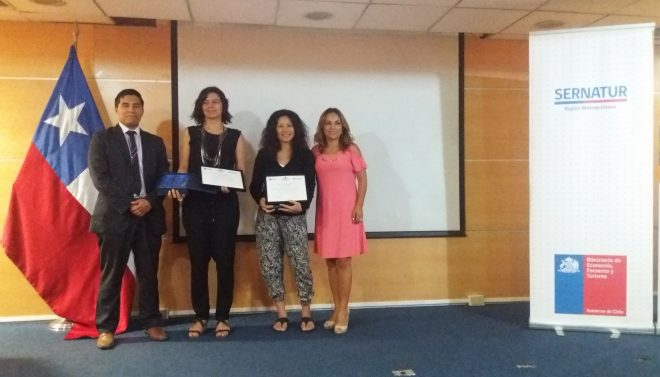 Sernatur entrega reconocimiento a ganadoras del concurso Mujer Empresaria Turística de la RM