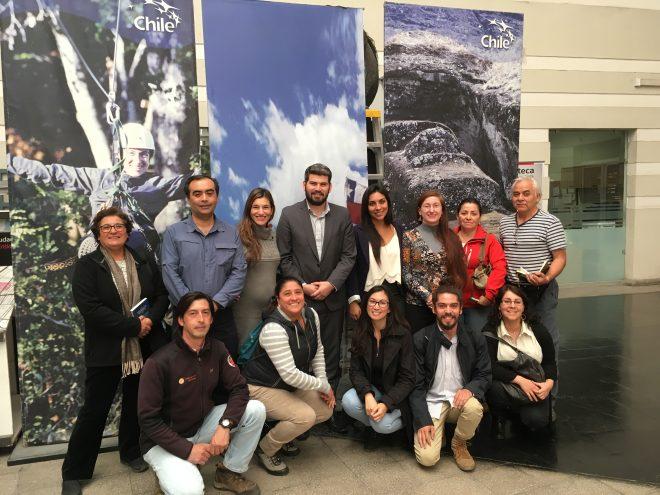 Sernatur realiza Seminario de Turismo Científico