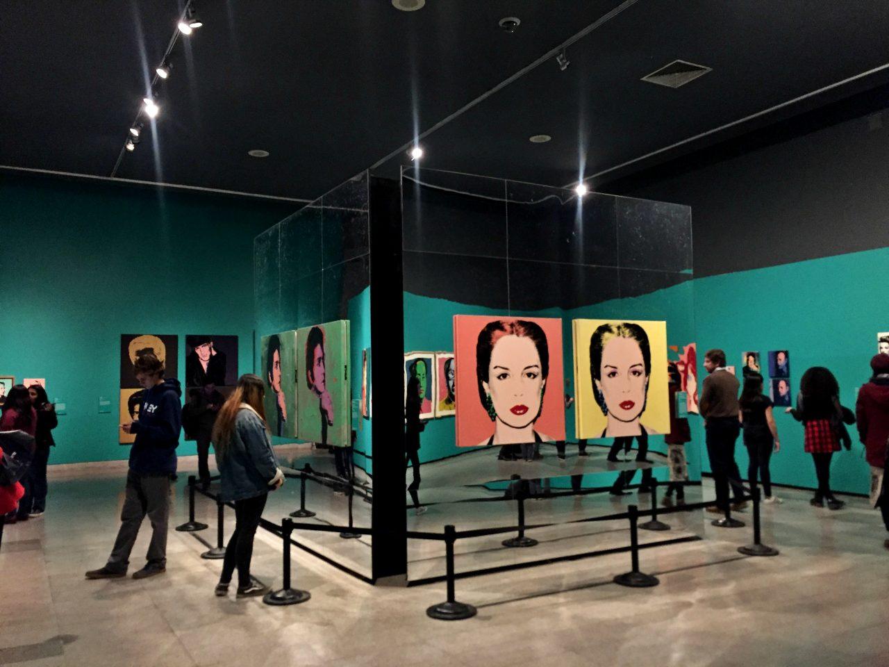 Conociendo a Andy Warhol