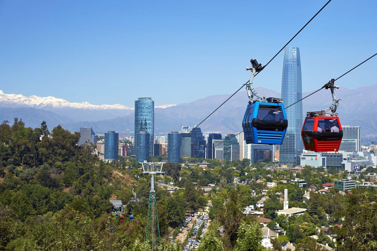 Parque Metropolitano: El pulmón verde de Santiago