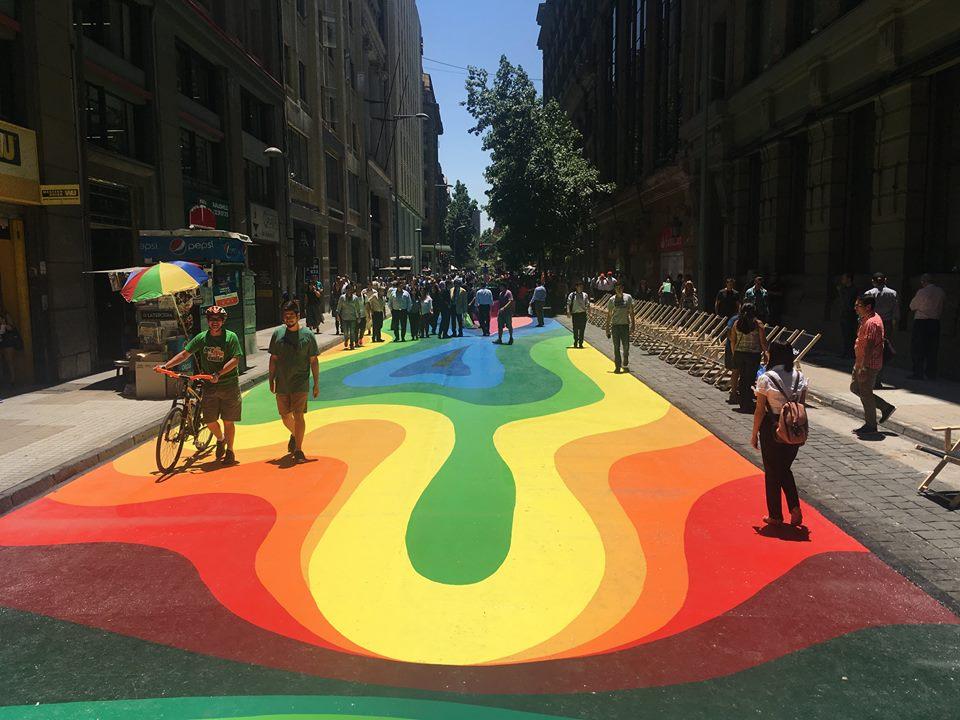 Un día por el casco histórico de Santiago