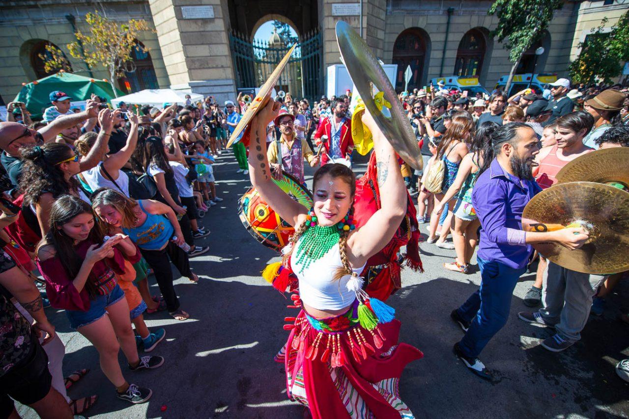 Festival Womad Chile convoca 50 mil asistentes y rompe récords en su cuarta versión