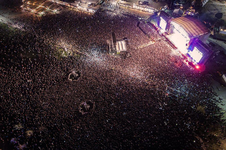 Lollapalooza Chile, el festival de música más grande del País