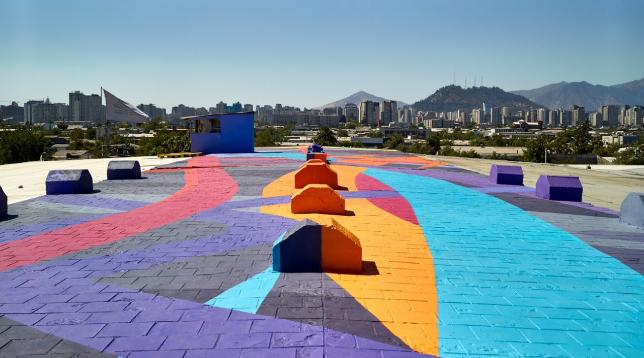 Persa Víctor Manuel: La nueva oferta cultural de Santiago