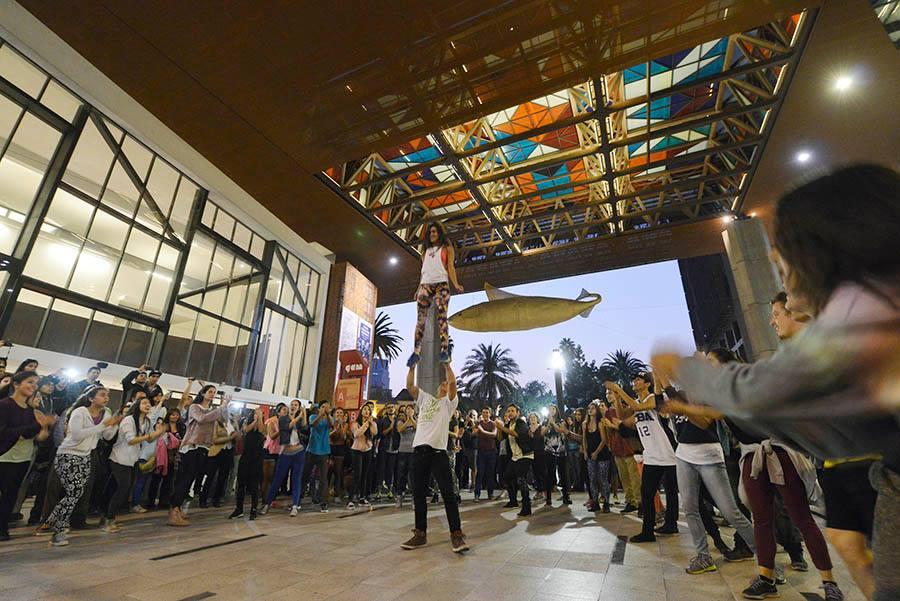 El GAM celebra en grande el Día de la Danza