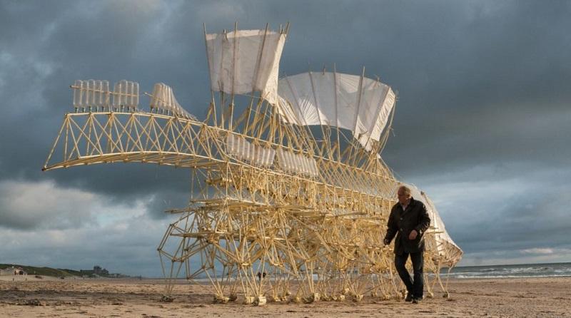 Famosas creaciones de artista holandés llegan a Santiago