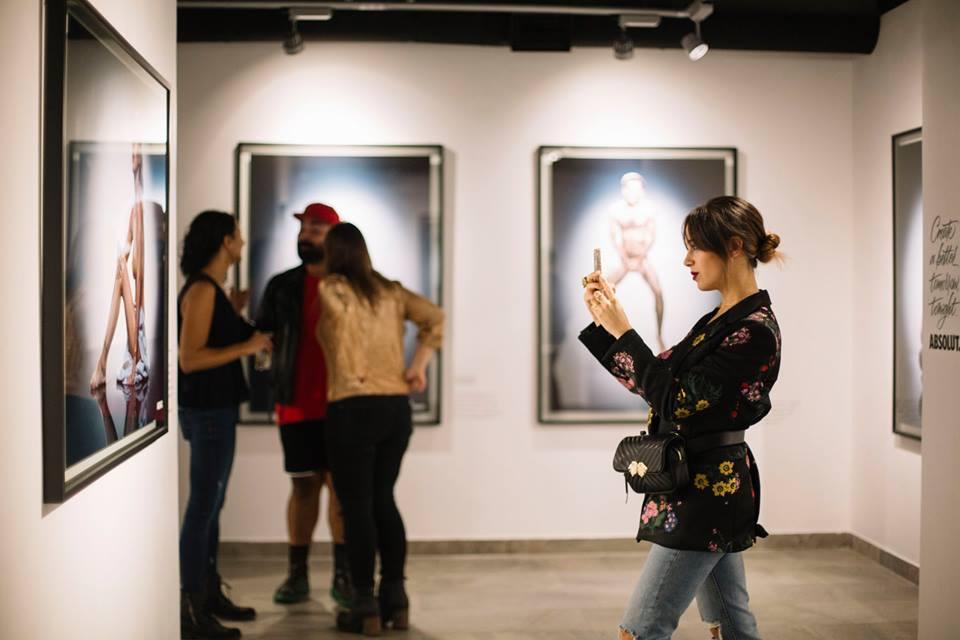 Galería Weekend, el arte se abre a la comunidad
