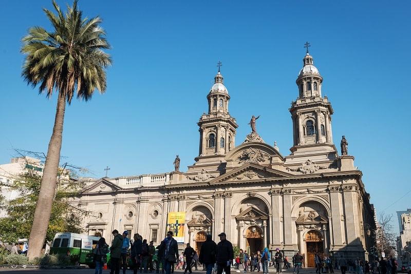 Santiago en 6 panoramas