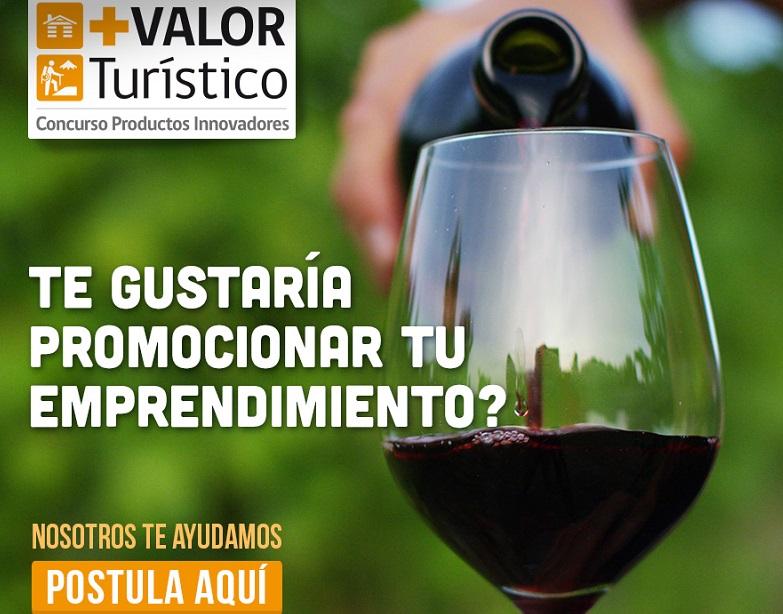 Concurso de Sernatur busca experiencias que aporten al turismo desde la gastronomía y el vino