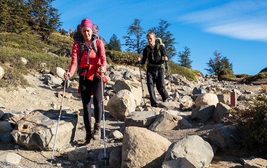 8 rutas de trekking en Santiago