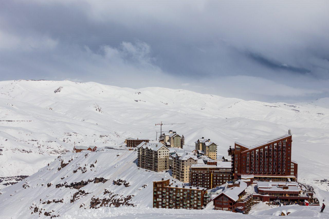 Valle Nevado extiende temporada  invernal hasta domingo 7 de octubre