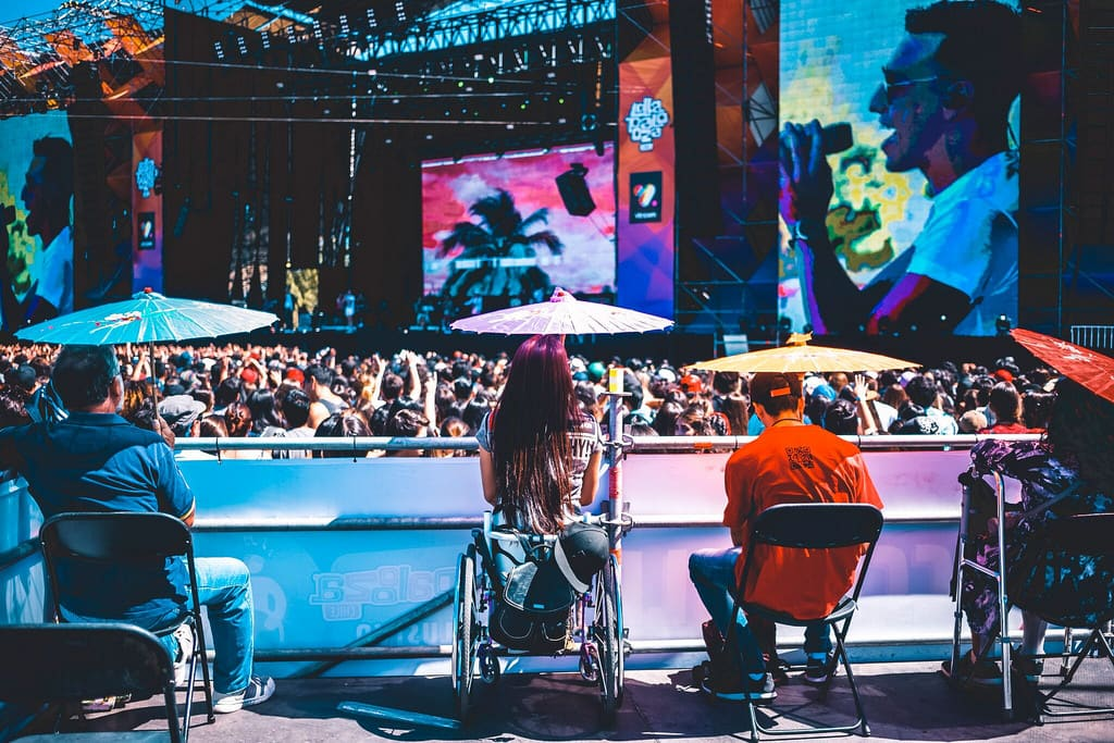Accesibilidad y Sustentabilidad:             Pilares de la novena versión de Lollapalooza Chile