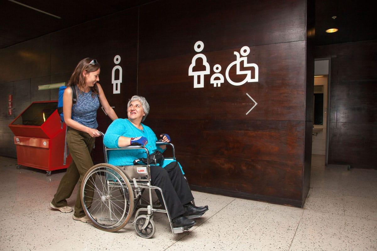 Alojamientos turísticos deberán cumplir por ley con normativa accesible