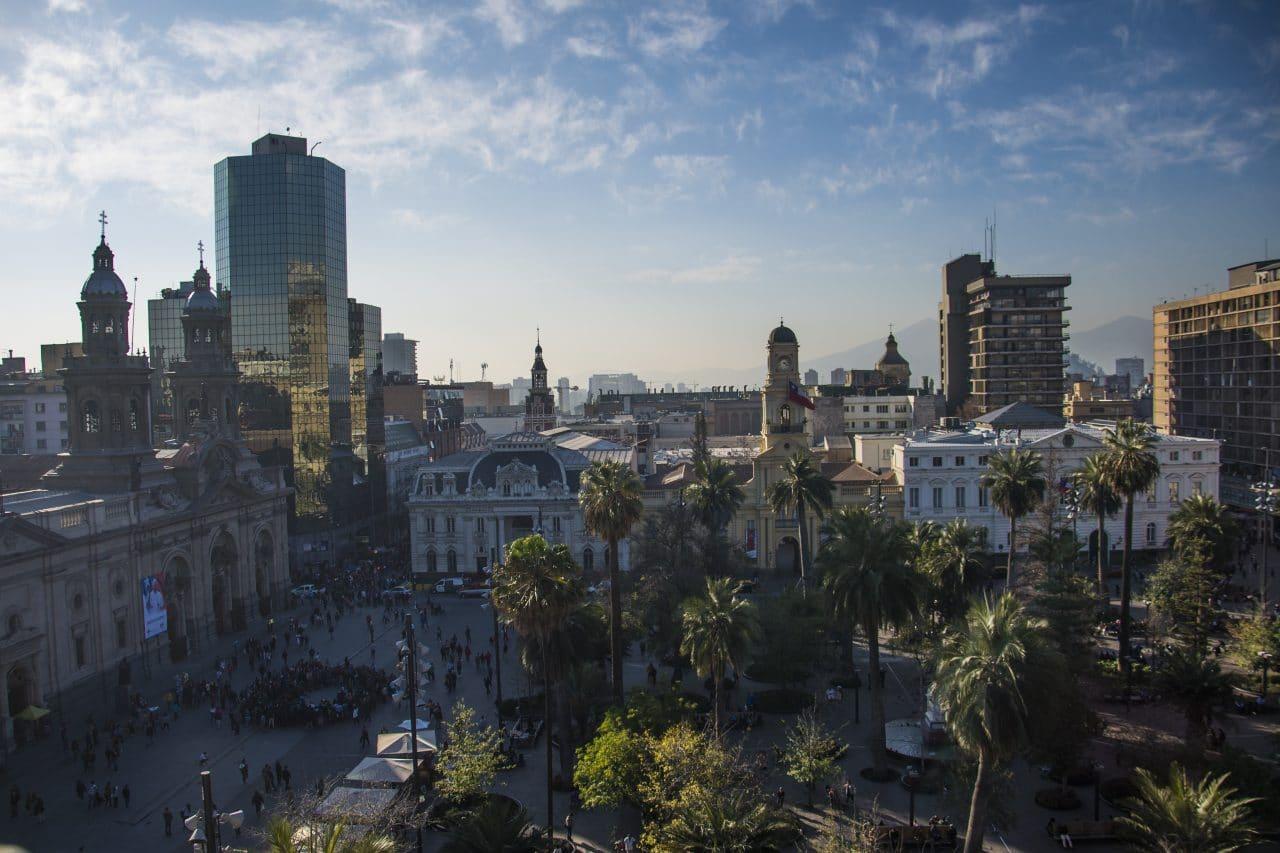 Tripadvisor destaca a Santiago entre los mejores destinos de Sudamérica