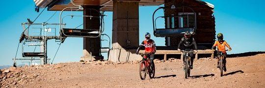 Valle Nevado apuesta por abrir todo el año: inaugurará Bike Park en diciembre