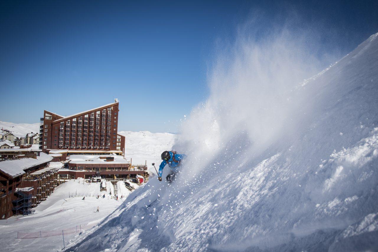 Valle Nevado da inicio a la temporada invernal