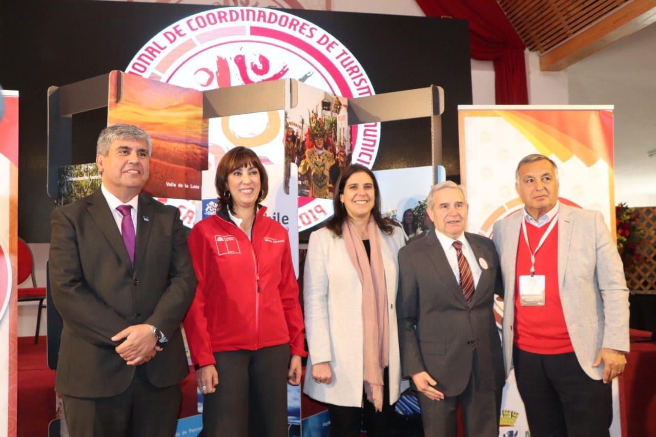 Autoridades de turismo lanzan inédita distinción que reconoce la gestión turística de los municipios