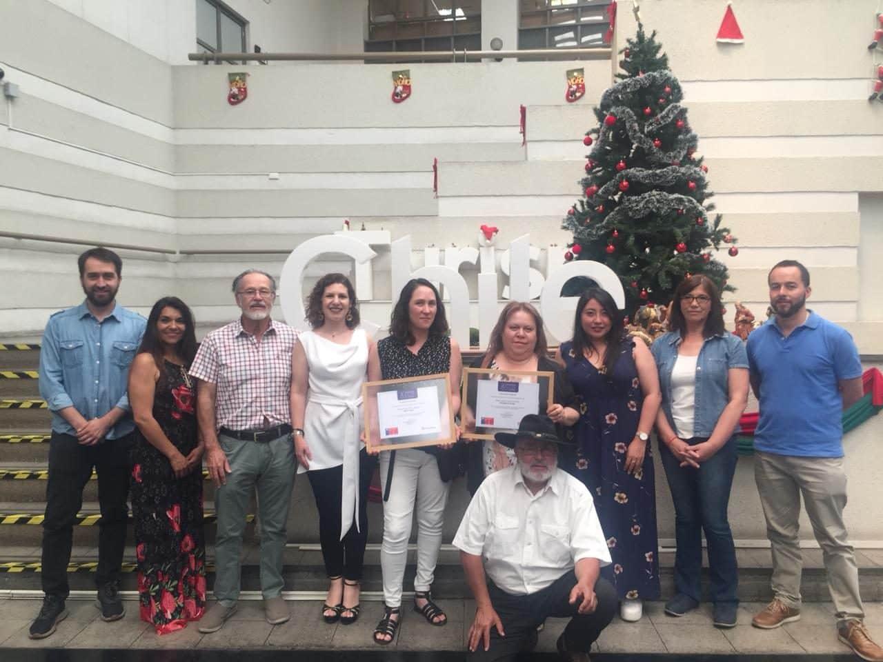 Dos emprendedoras de la Región Metropolitana son reconocidas por promover la innovación en su negocio