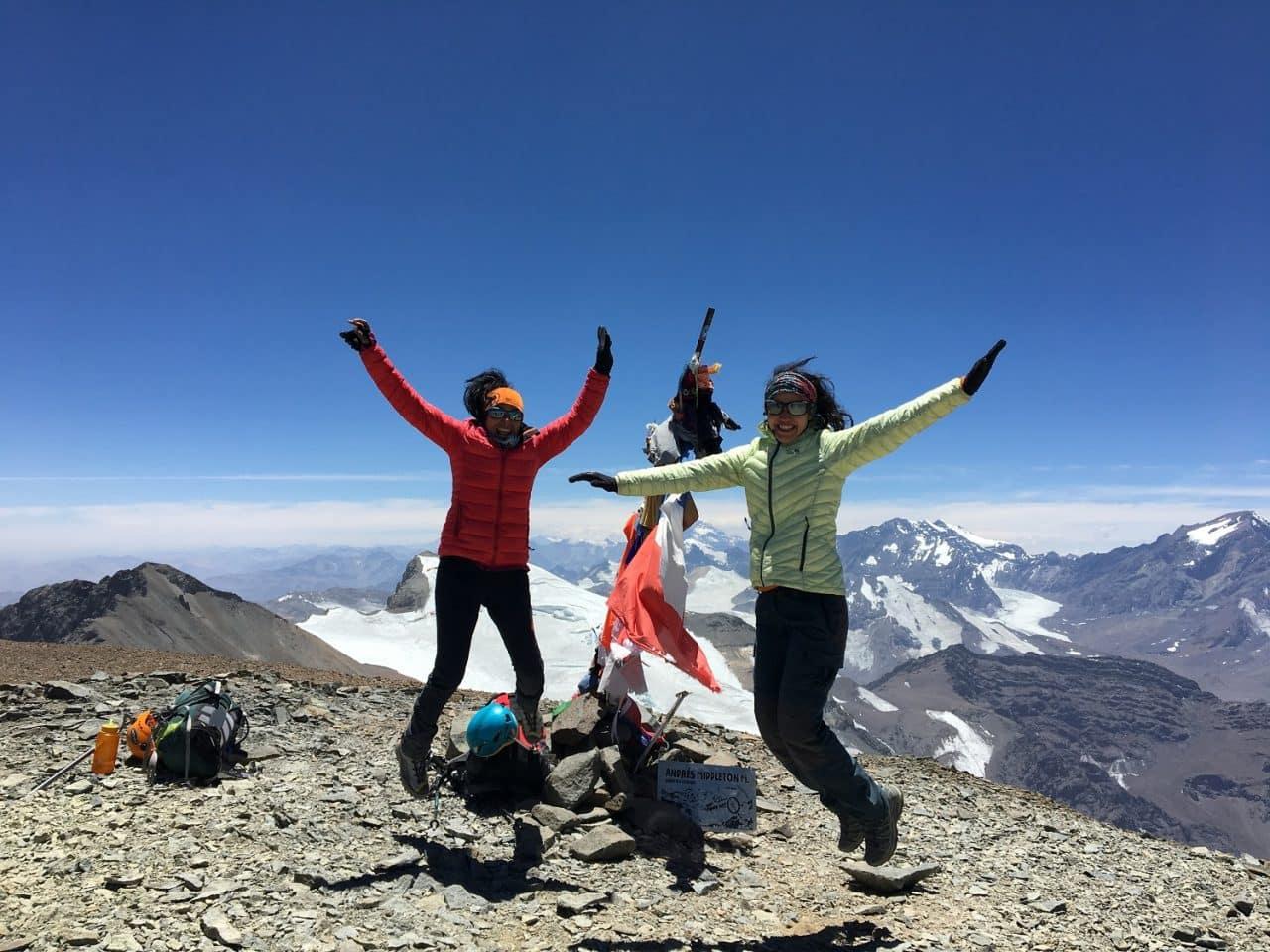 Aventura en Los Andes