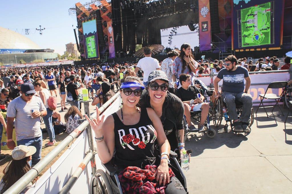 Lollapalooza Chile 2020 inclusivo y accesible para todos