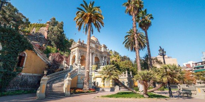 Parques que abren sus puertas en Santiago