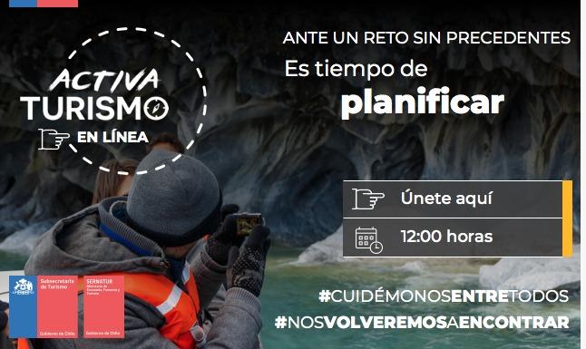 Activa Turismo Online: el espacio virtual del Gobierno para apoyar a las empresas del sector afectadas por el coronavirus