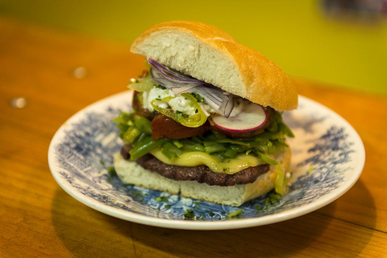 La oferta delivery del Barrio gastronómico Manuel Montt
