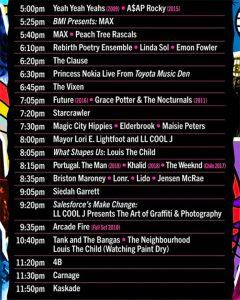 festival Lollapalooza 2 domingo