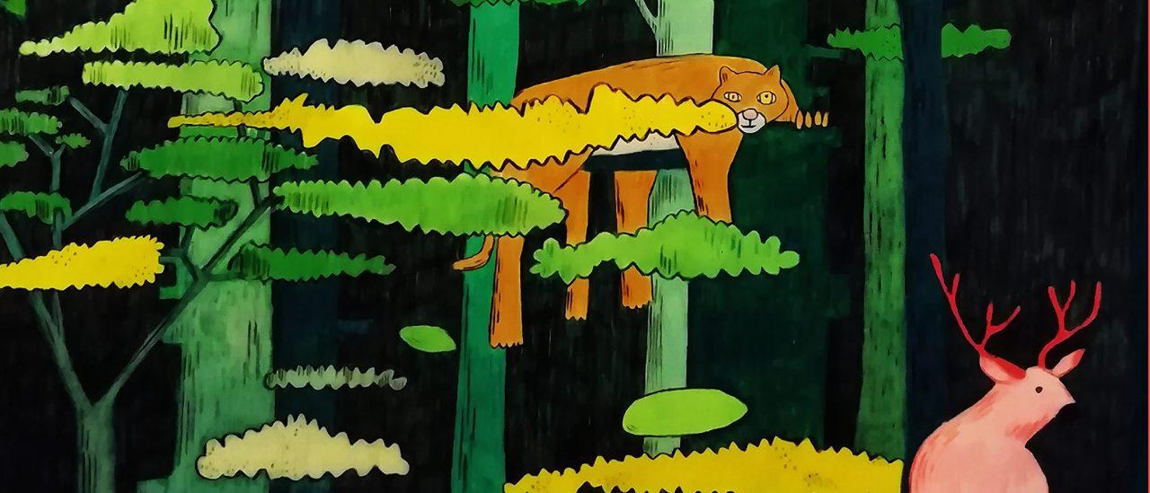 Descubre el bosque en el corazón de Santiago