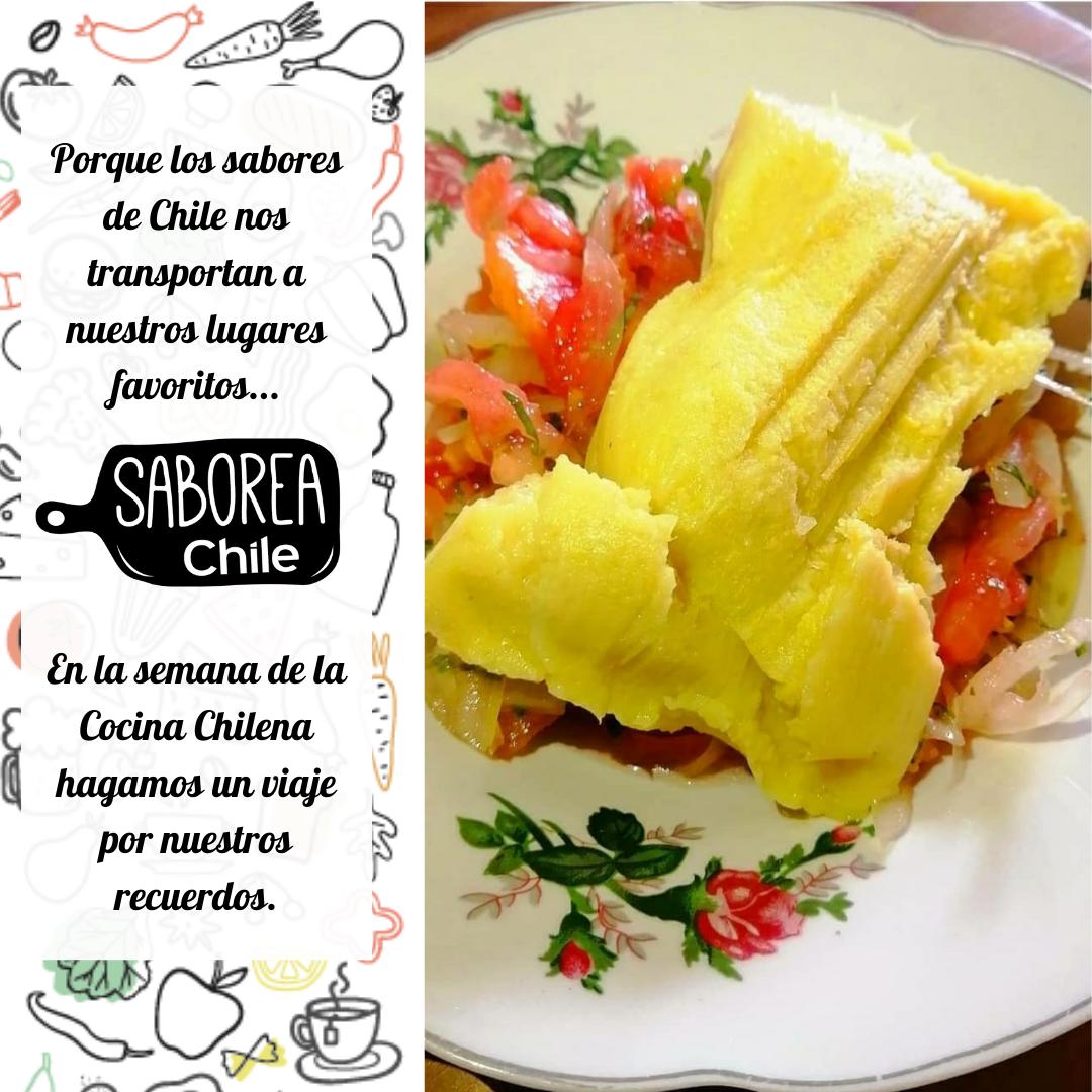 En el Día de la Cocina Chilena turismo llama a transportarse a través de los aromas y sabores nacionales