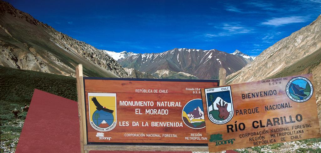 Reabre el Monumento Natural El Morado y el Parque Nacional Río Clarillo