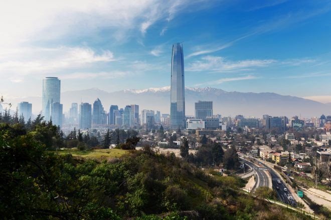 Santiago en el top 3 de turismo de negocios y reuniones
