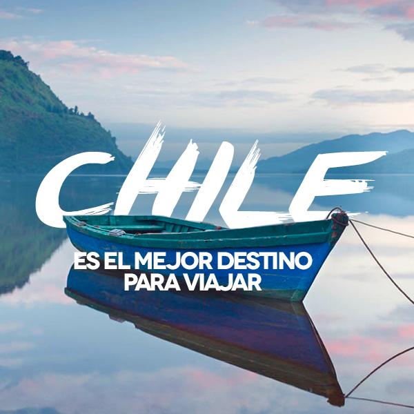 Lonely Planet elige a Chile como el destino imperdible de 2018