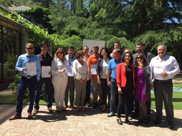 Agencia de Sustentabilidad y Cambio Climático certifica a  empresas turísticas del Cajón del Maipo