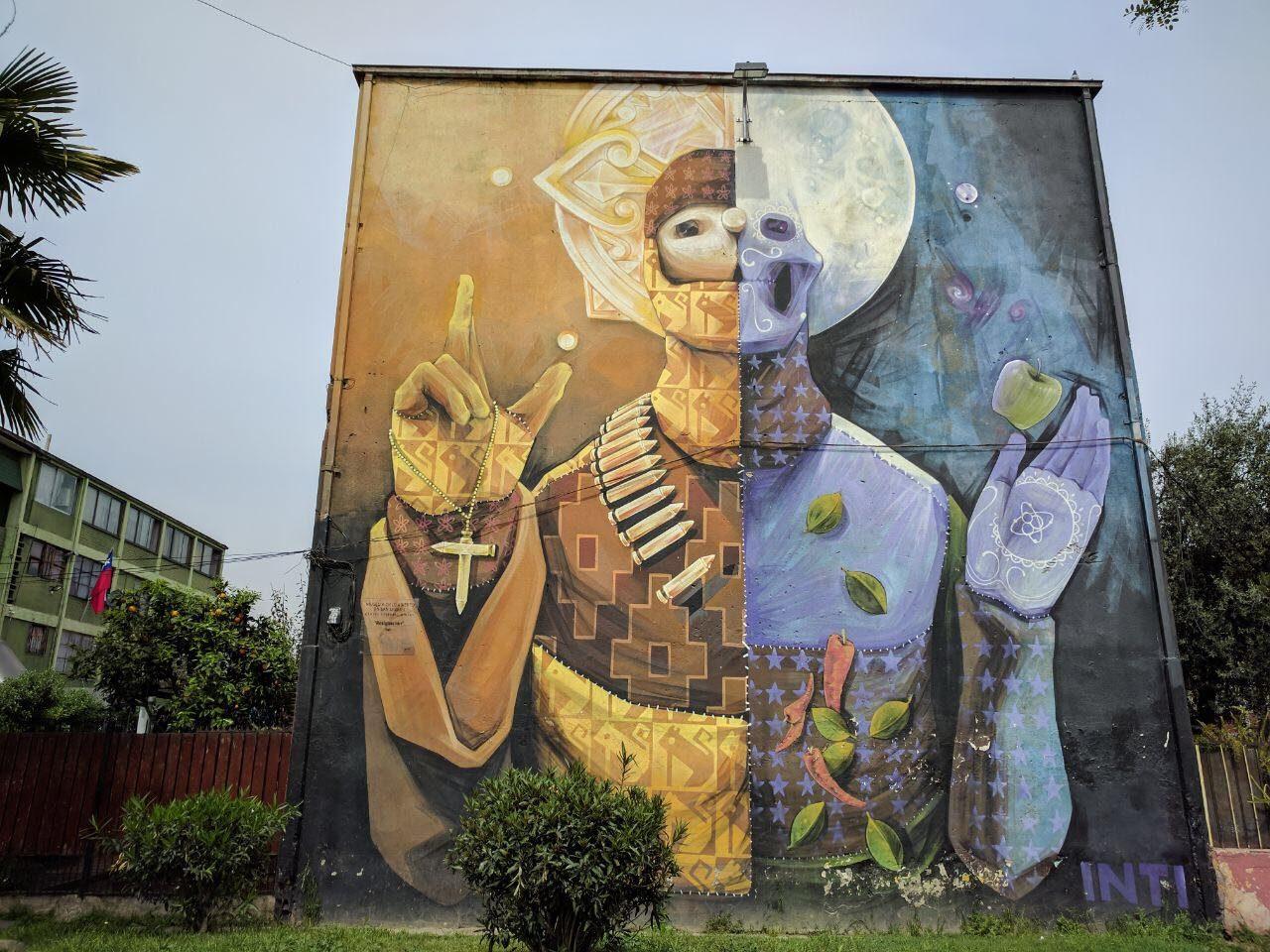 Museo a Cielo Abierto de San Miguel: Arte urbano en estado puro