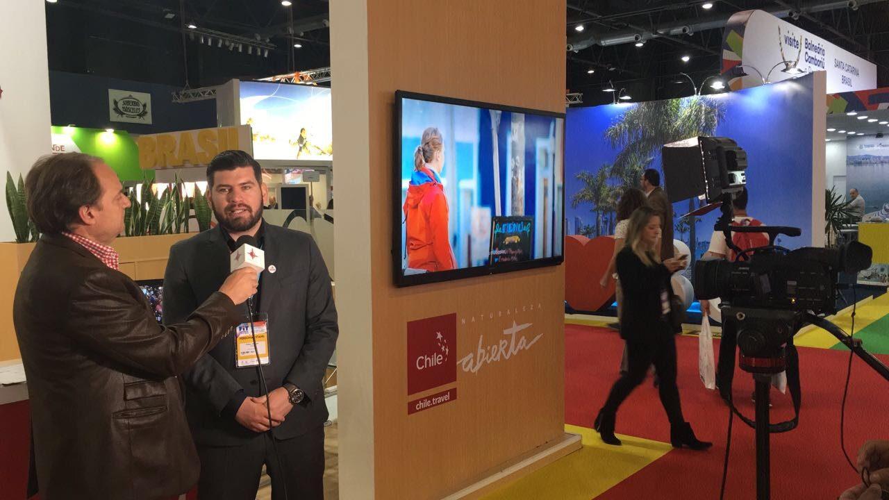 Chile deslumbró con amplia oferta de destinos y productos en Feria de Turismo de Argentina