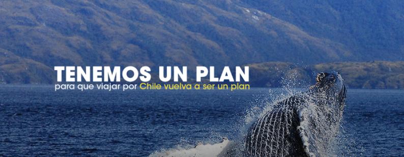 Tenemos un Plan para que viajar por Chile vuelva a ser un plan