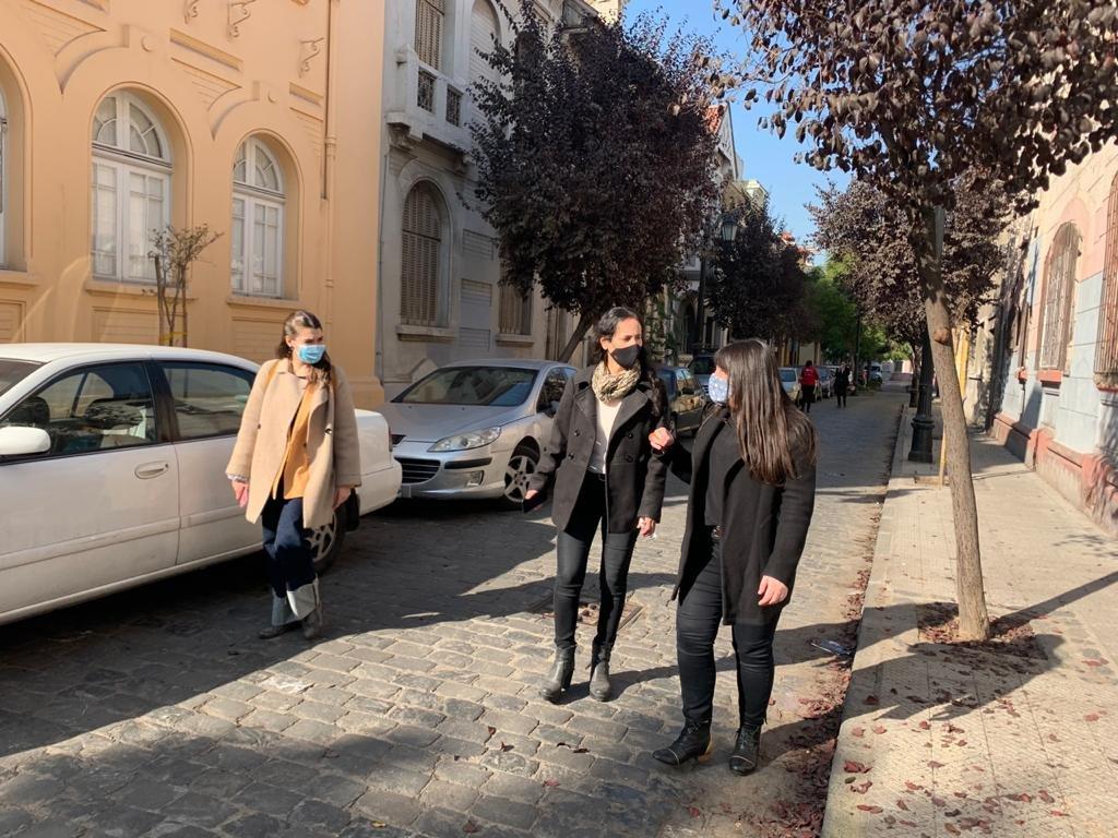 Día del Patrimonio: autoridades de Turismo realizaron recorrido por tradicional barrio capitalino