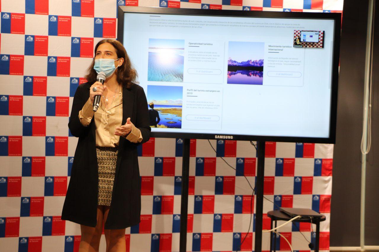 Ministerio de Economía presenta moderna herramienta digital para la reactivación del turismo