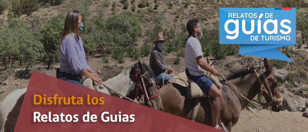 Vive el turismo en las sesiones virtuales de Relatos de Guías